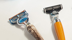Razors and shaving kits